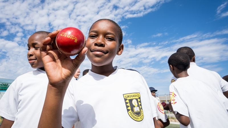 Lord Taverner's Kit handover Masiphumelele March 5 2020 ©Mark Sampson 041.jpg